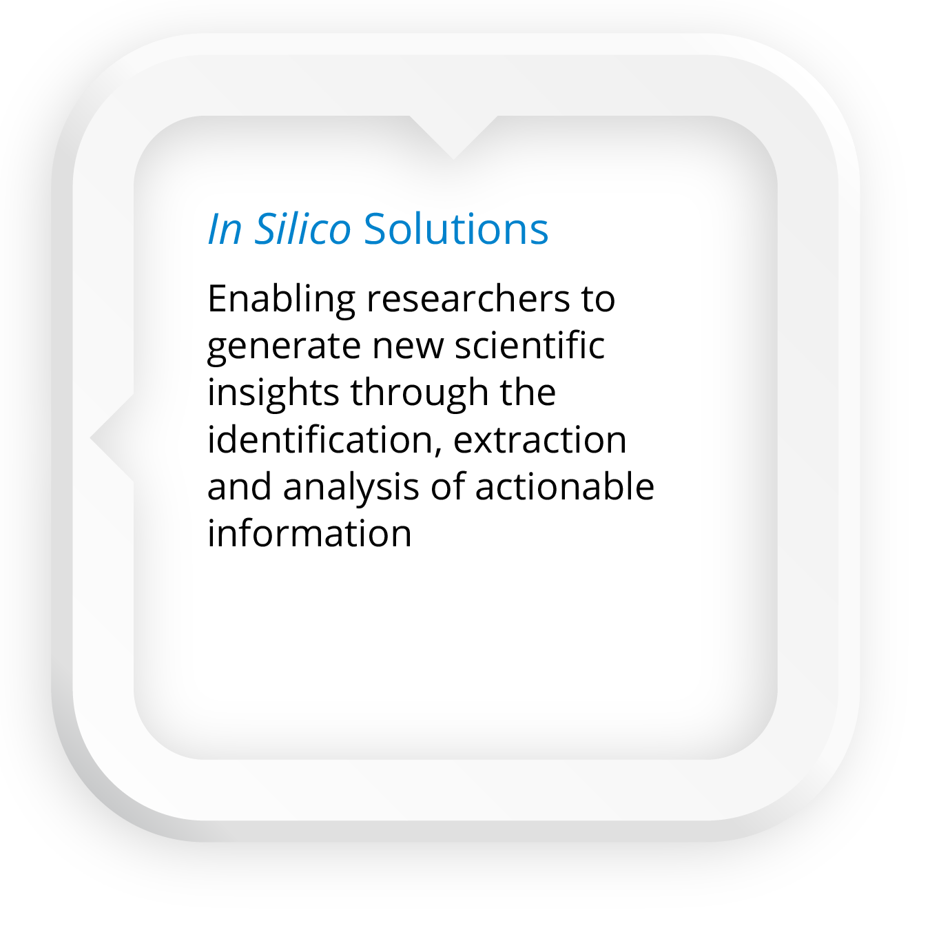 Click here for In Silico Solutions